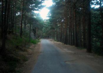 Ruta por los puertos de la Comunidad de Madrid