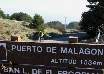 Puerto de Montaña de la Comunidad de Madrid